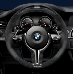 F8x M3 & M4 M Performance Electronic Steering Wheel - BMW (32-30-2-344-148)