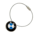 BMW Cable Roundel Key Ring