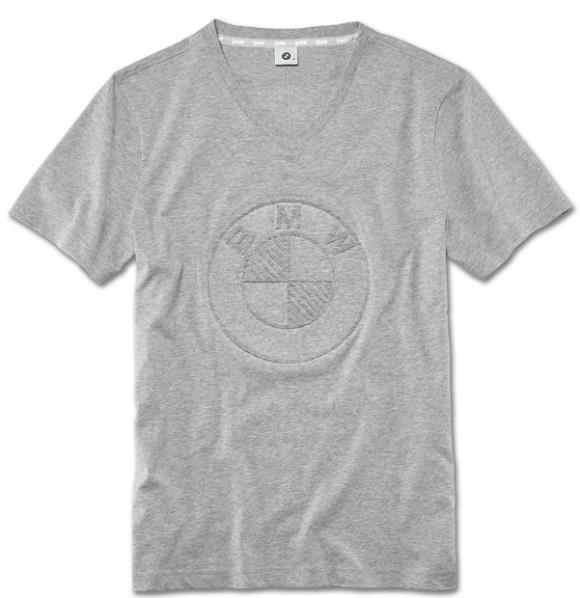 Ladies' BMW T-Shirt - Grey