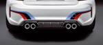 F87 M2 M Performance Carbon Fiber Diffuser