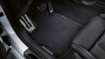 F93 M8 M Performance Floor Mats - BMW (51-47-2-468-488)