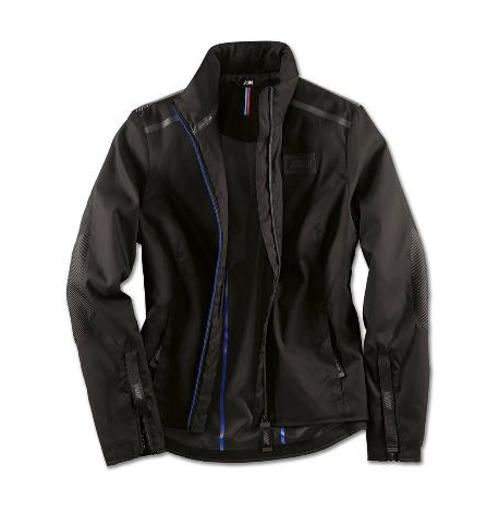 Ladies' M Jacket - Black