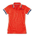BMW Golfsport Polo Shirt Laides' - Fire