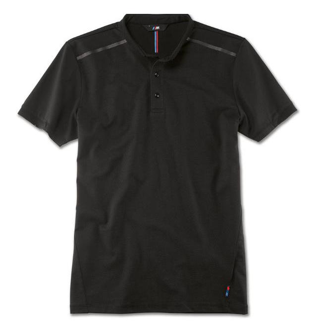 Men's M Polo Shirt - Black - BMW (80-14-2-454-714)