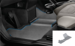 I01 i3 All Weather Floor Mats