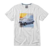 Classic Men's T-Shirt Grey - BMW (80-14-2-463-121)