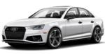Black Door Handle Kit - A4, S4 (2017 - 2019) - Audi (ZAW-071-600-H-DSP)