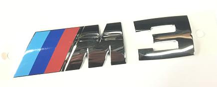 Nameplate - M3