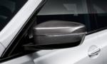 G30, G32, G11/12 M Performance Carbon Fiber Mirror Caps - Left