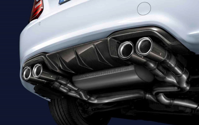 Bmw Performance Exhaust >> F87 M2 M Performance Exhaust System