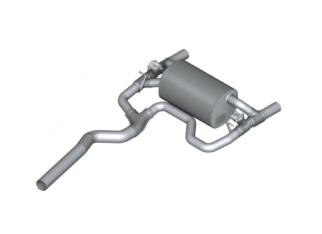 M Performance Valve-Controlled Muffler - F3x 340i/iX, 440i/iX - BMW (18-30-2-407-185)