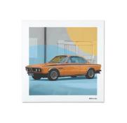 Classic Canvas - BMW 3.0 CSL - BMW (80-23-2-463-134)