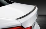 G30 5 Series, F90 M5 M Performance Carbon Fiber Rear Spoiler, Large Version