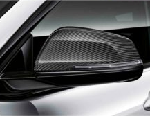 F39 X2, F44 2 Series GC, G29 Z4 M Performance Carbon Fiber Mirror Cover - Left - BMW (51-16-2-456-017)