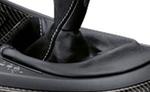 E46 3 Series BMW Performance Alcantara Selector Lever Boot - BMW (25-16-2-153-763)