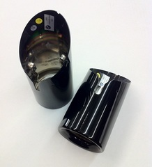 F2x 2 Series, F3x 3 & 4 Series Black Chrome Exhaust Tips (sold individually) - BMW (18-30-7-610-633)