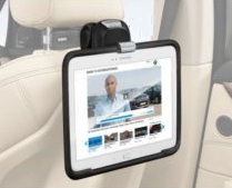 "Travel & Comfort System - Holder for Samsung Galaxy Tab 3, 4 - 9, 7"" - BMW (51-95-2-285-316)"