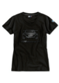 M Motorsport Ladies T-Shirt with Graphic - BMW (80-14-2-461-066)