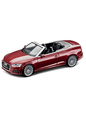 Audi A5 Convertible 1:87 Scale Model - Red