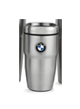 BMW Roundel Travel Mug - 12 oz