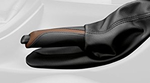 F2x 2 Series, F3x 3 & 4 Series Leather Handbrake Handle - Luxury Line