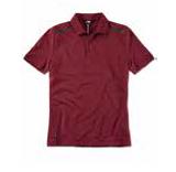 M Men's Polo Shirt - Burgundy - BMW (80-14-2-463-075)