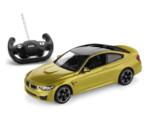 BMW M4 Coupe (F82) Remote Control Miniature - 1:14 Scale