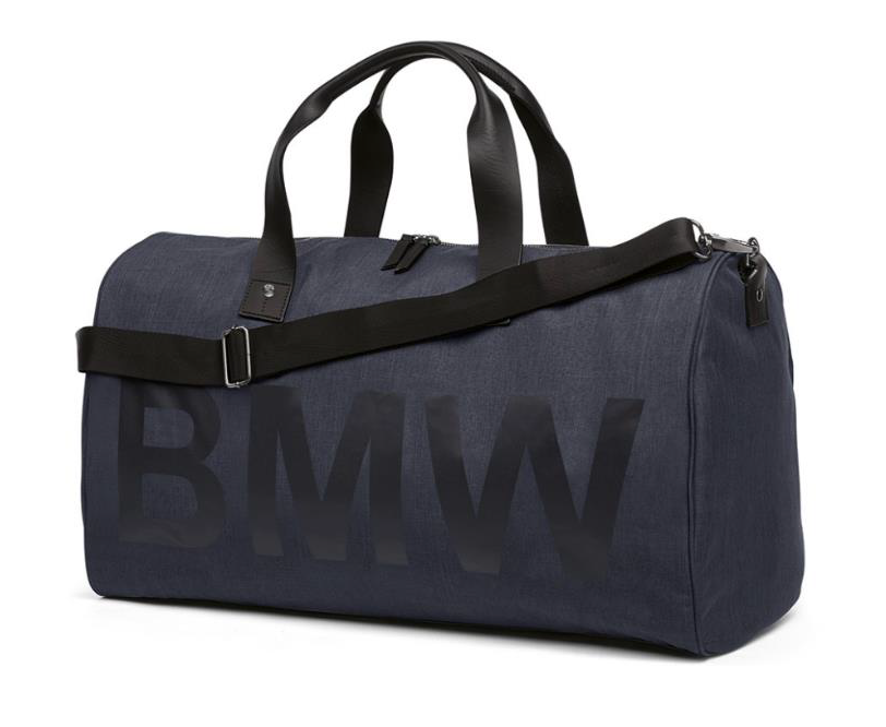 BMW Modern Duffle Bag - Blue
