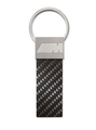 BMW M Key Ring Carbon