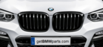 G01 X3, G02 X4 M Performance Gloss Black Kidney Grille - Right - BMW (51-13-8-469-960)