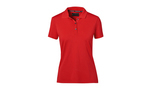 Textiles, Polo-Shirt, Women, red