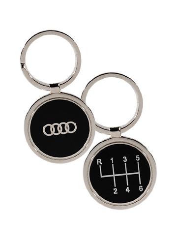 Gear Shift Keychain - Audi (ACM-890-1)