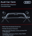 Audi Windshield Washer Solvent Concentrate