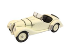 BMW 328 Heritage Collection Miniature White - 1:18