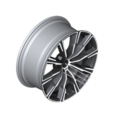 "20"" Style 740M Star Spoke Light Alloy Wheel, Orbit Grey - 9Jx20 ET:35 - BMW (36-11-8-071-996)"