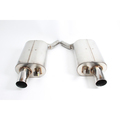 Dinan Stainless Exhaust - BMW 645Ci 2005-2004