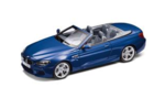 BMW Miniature M6 (F12 M) Convertible - San Marino Blue