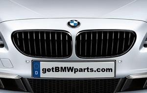 E90 LCI 3 Series Sedan M Performance Black Kidney Grille, Left - from 9/8 + - BMW (51-71-2-146-911)
