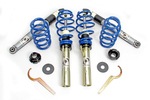 Dinan High Performance Adjustable Coil-Over Suspension System for Audi MK2 TT Quattro and MK2 A3 Quattro