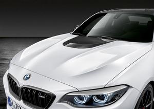 F22/23 2 Series, F87 M2/M2C M Performance Carbon Fiber Hood - BMW (41-61-2-449-807)