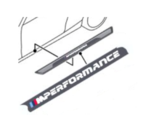 F22/23 2 Series, F87 M2 M Performance Sill Trim Carbon