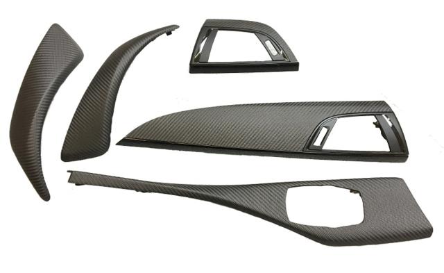 F22 2 Series Carbon Fiber Interior Trim Kit - BMW (PKF22CARBON)