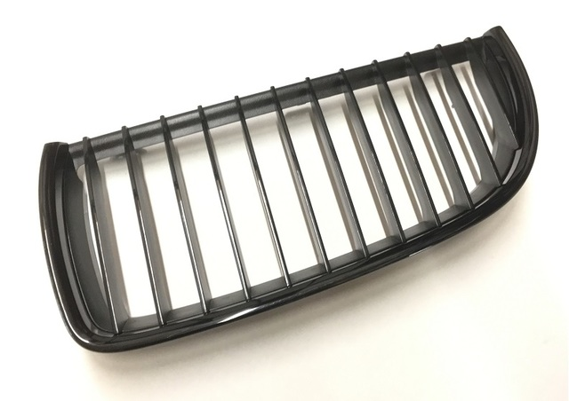 E90/91 3 Series M Performance Black Kidney Grille, Left - BMW (51-71-2-151-895)