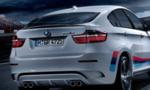 E71/72 X6 M Performance Carbon Fiber Rear Spoiler
