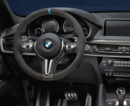 F85 X5M, F86 X6M M Performance Steering Wheel