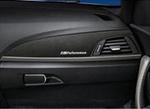 F23 M Performance Carbon Fiber & Alcantara Interior Trim Kit