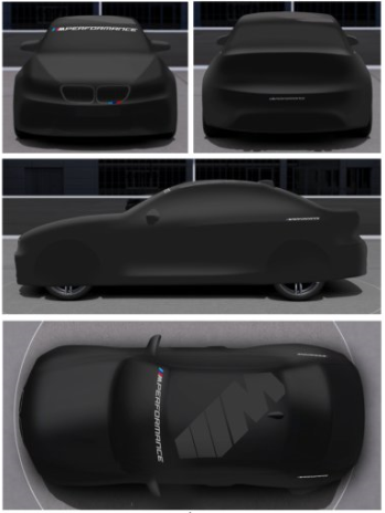 Indoor Car Cover for BMW 5 Series E60-M5