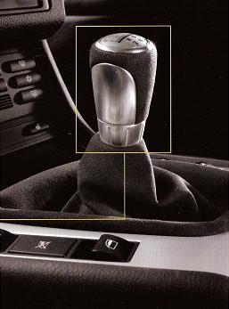 Performance Short Shift Kit - E46 325i - BMW (25-11-0-430-355)