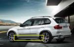 E70 X5 BMW Performance Rocker Panel Kit