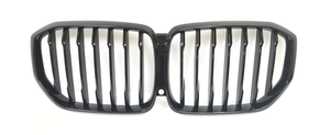 G05 X5 M Performance Gloss Black Front Grille - vehicles with Park Assistance Plus - BMW (51-13-8-096-590)